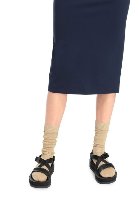 M MISSONI Skirt Dark blue Woman - Front