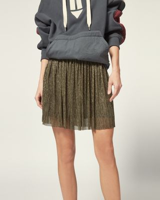 ISABEL MARANT ÉTOILE SHORT SKIRT Woman BENEDICTE SKIRT r