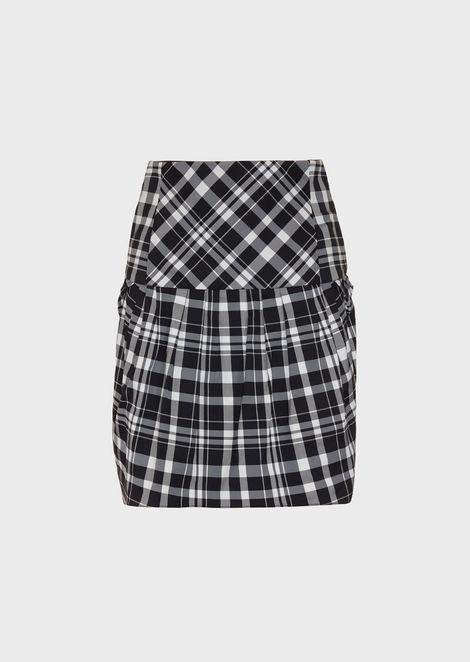EMPORIO ARMANI Short Skirt Woman d