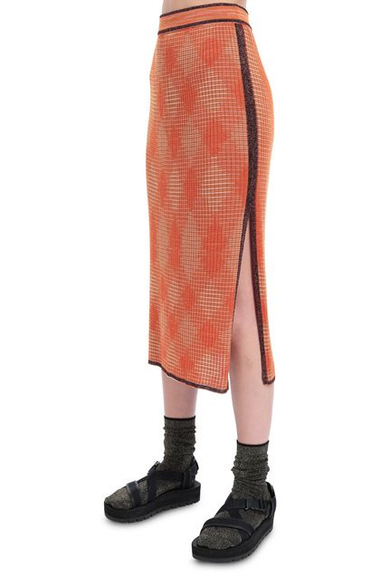M MISSONI Rock Orange Dame - Vorderseite