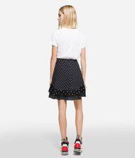 KARL LAGERFELD K/Dots Midi Skirt 9_f