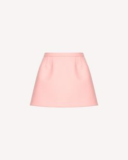 REDValentino Mini skirt Woman SR3RA00K4DT N17 a