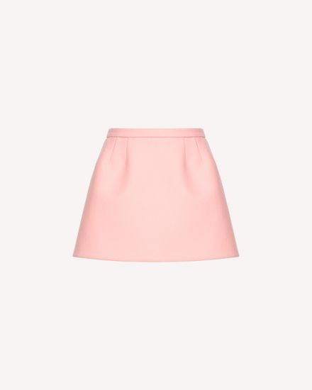 REDValentino Mini skirt Woman SR3RAC25497 517 a