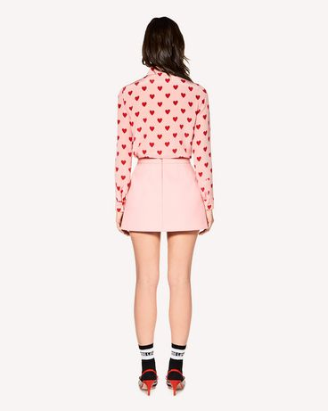REDValentino SR3RAC25497 517 Mini skirt Woman r