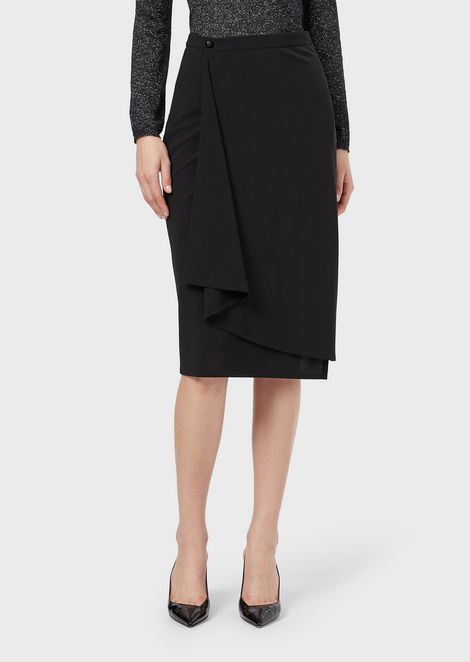 GIORGIO ARMANI Long Skirt Woman f