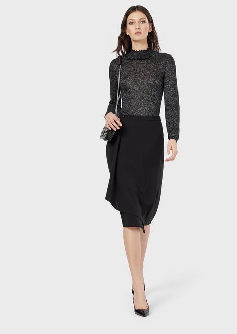 GIORGIO ARMANI Long Skirt Woman r