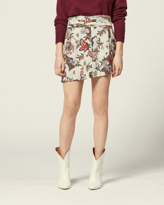 ISABEL MARANT SHORT SKIRT Woman ROXANA SKIRT r