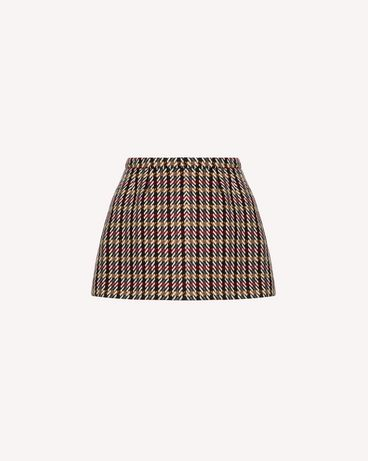 REDValentino SR0RAC254HH L58 Mini skirt Woman a
