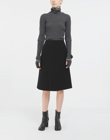 SKIRTS A-line skirt Black