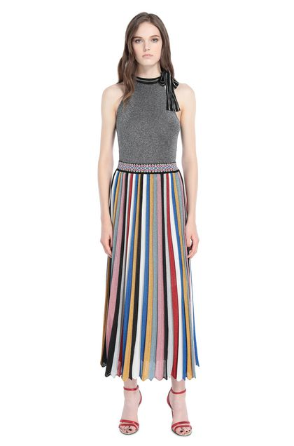 MISSONI Skirt Ochre Woman - Back