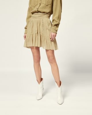 ISABEL MARANT ÉTOILE SHORT SKIRT Woman LARAYA DRESS r