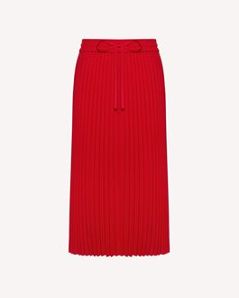 REDValentino Long and midi skirts Woman SR3RAB6049A D05 a