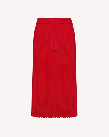 REDValentino SR0RAB852QL L58 Midi Skirt Woman a