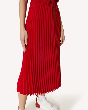 REDValentino SR0RAB852QL L58 Midi Skirt Woman e