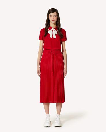 REDValentino SR0RAB852QL L58 Midi Skirt Woman f