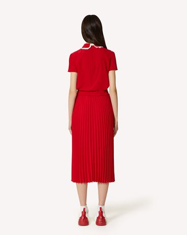 REDValentino SR0RAB852QL L58 Long and midi skirts Woman r