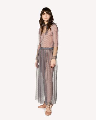 REDValentino SR0RA3801GK 080 Midi skirt Woman d