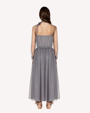 REDValentino SR0RA3801GK 080 Midi skirt Woman r