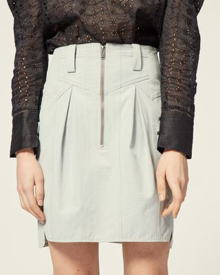 ISABEL MARANT SHORT SKIRT Woman HERA SKIRT r