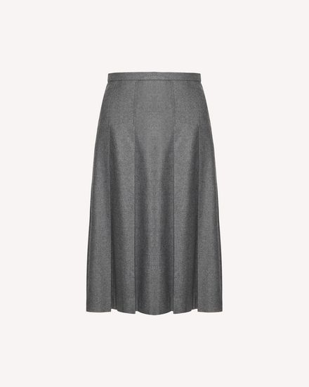 REDValentino Long and midi skirts Woman SR0RAC75392 080 a