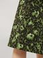 Marni Pencil skirt in cotton jacquard Wild print with slit Woman - 4