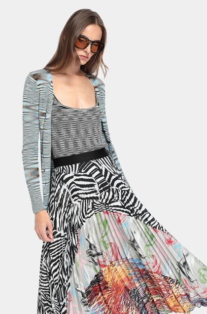 MISSONI Skirt Black Woman - Front