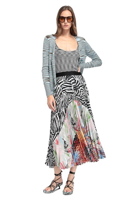 MISSONI Skirt Black Woman - Back
