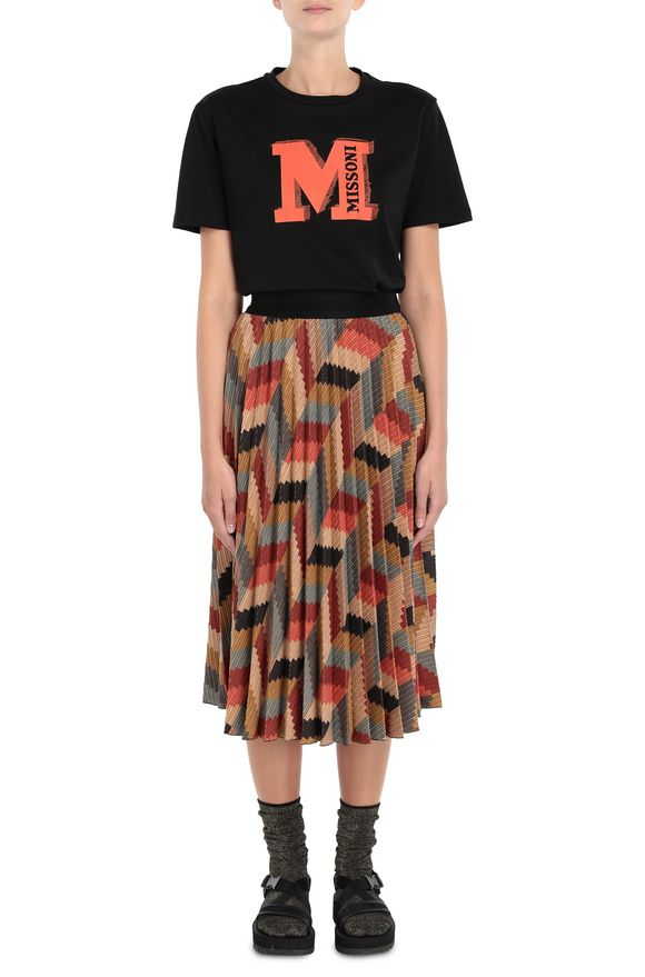 M MISSONI Rock Damen, Frontansicht