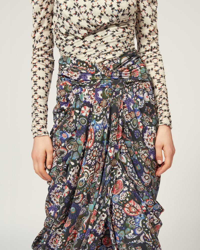 BERIT SKIRT ISABEL MARANT