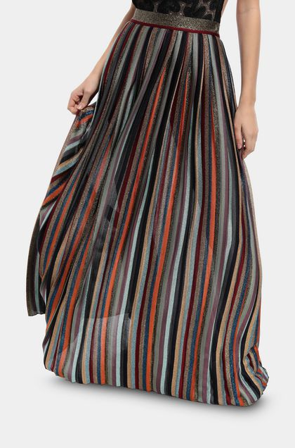 MISSONI Skirt Orange Woman - Front