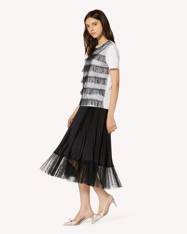 REDValentino TR3RAD304S9 0NO Long and midi skirts Woman d