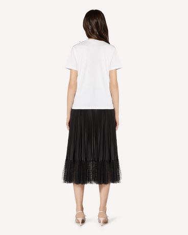 REDValentino TR3RAD304S9 0NO Long and midi skirts Woman r