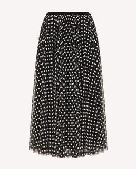 REDValentino Long and midi skirts Woman TR3RAC204RL AD6 a