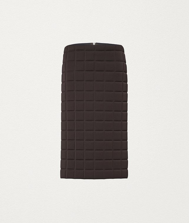 BOTTEGA VENETA SKIRT IN TECHNO GABARDINE Skirt Woman fp