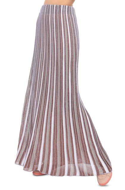 M MISSONI Skirt Lilac Woman - Front