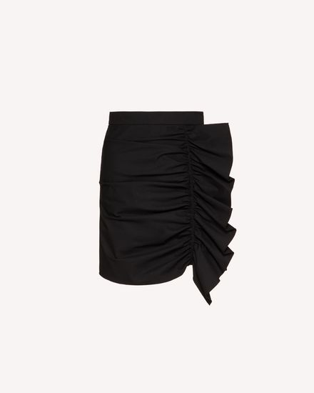 REDValentino Mini skirt Woman TR3RAD254R6 0NO a