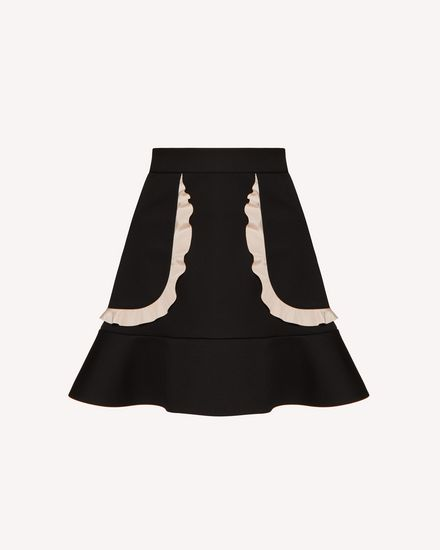 REDValentino Mini skirt Woman TRCRAE40436 0NN a