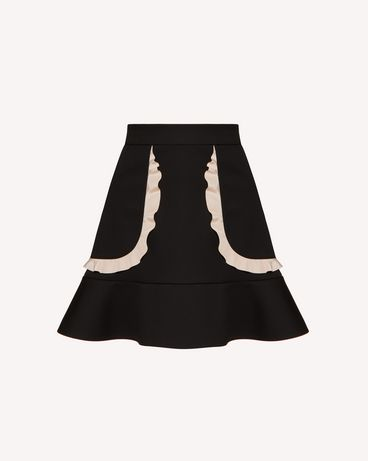 REDValentino TRCRAE40436 0NN Mini skirt Woman a