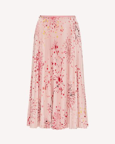 REDValentino TRCRAE4556V R13 Long and midi skirts Woman a