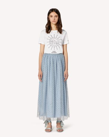 REDValentino TR3RA3804RL E34 Long and midi skirts Woman f