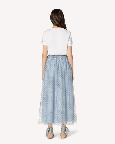 REDValentino TR3RA3804RL E34 Long and midi skirts Woman r