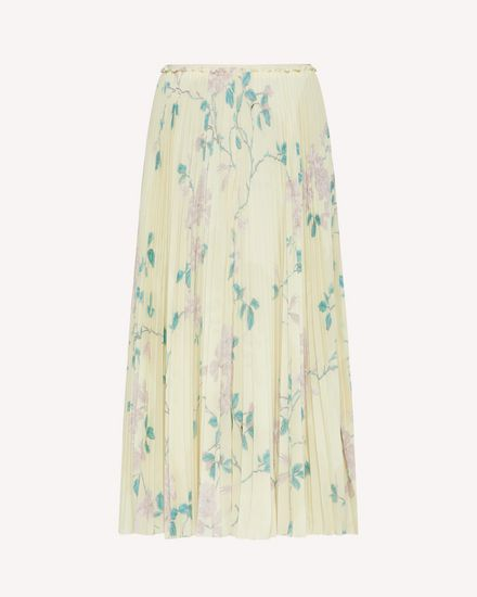 REDValentino Long and midi skirts Woman TR3RAC204RP R13 a