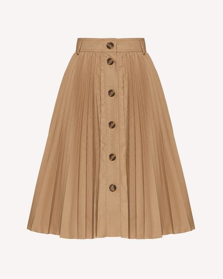 REDValentino Long and midi skirts Woman TR3RAD054R6 CL4 a