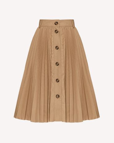 REDValentino TR3RAD054R6 CL4 Long and midi skirts Woman a