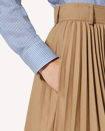 REDValentino TR3RAD054R6 CL4 Long and midi skirts Woman e