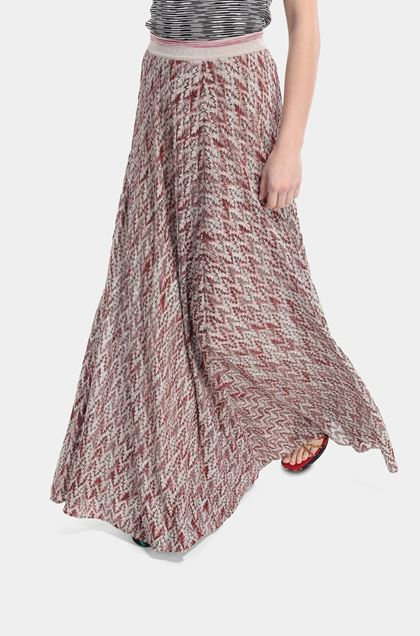 MISSONI Skirt Red Woman - Front