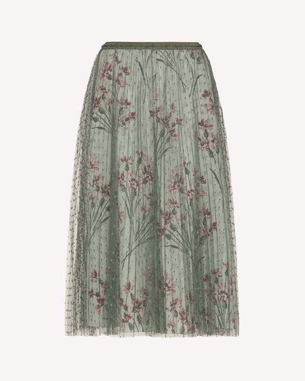 REDValentino Long and midi skirts Woman TR3RAC21428 905 a