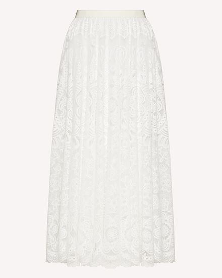 REDValentino Long and midi skirts Woman TR0RAD4050F 031 a
