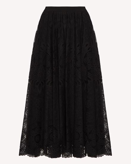 REDValentino Long and midi skirts Woman TR0RAD4050F 0NO a
