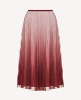 REDValentino Mini skirt Woman TRCRAE40436 23Y a